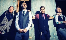 Carnival of Madness Tour Featuring Shinedown at Verizon Wireless Amphitheatre Charlotte on Friday, August 30