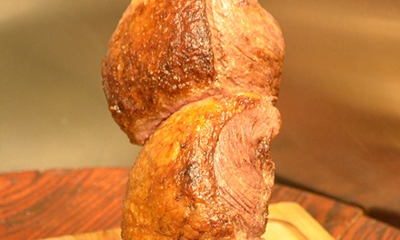 Brazilian Rodizio Dinner at Copacabana Brazilian Steakhouse (Up to 45% Off). Four Options Available.