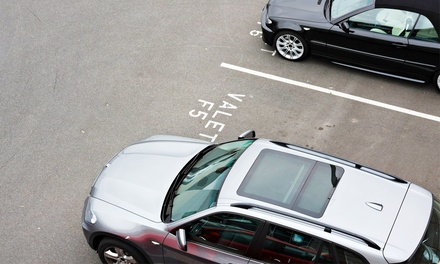 $9 for Two Days of Airport Parking at Seattle-Tacoma Airport at Park N Jet Lot-2 ($18 Value)