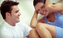 $49 for One Month of Boot-Camp Classes and a Fitness Consultation at Design by Fitness ($299 Value)