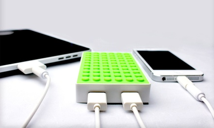MOTA 4,000mAh Power Block Battery Charger for Smart Devices