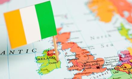 Liffey College — Dublin: 1, 2, 3 ou 4 semanas de curso de inglês com alojamento e pequeno-almoço desde 169€