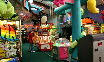 Fun-Center Package for Two or Four, or Party for Up to Eight at Tee Time Family Fun Center (Up to 51% Off)