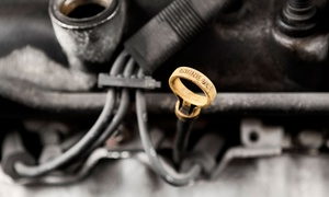 $19 For A Synthetic-blend Oil Change At The Oil Exchange (up To $42 Value)