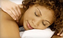 60-Minute Women's Swedish Massage with Optional Hot Stones or Bamboo Treatment at Massage Vital' (Up to 55% Off)
