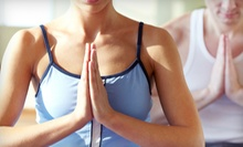 $30 for Five Yoga Classes at Harmony Yoga ($65 Value)