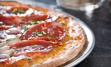 Italian Meal for Two or Four, or Two 16-Inch Pizzas at Q'pizza Italian Restaurant (Up to 53% Off)