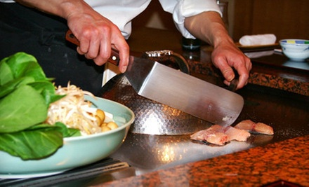 Dinner for Two or Four or Lunch for Two at Tenichi Steak House (Up to 53% Off)