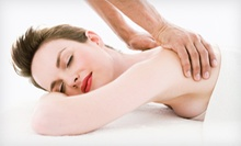 Swedish Massage with Optional Infrared Treatment or a Body-Shaping Treatment at Serenity Massage & Spa (Up to 64% Off)