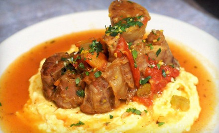$12 for $25 Worth of Lithuanian Food and Drinks at Grand Duke's Restaurant