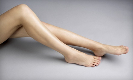 $129 for Two Spider Vein Removal Treatments at Laser &amp; Skin Care Co. ($600 Value)