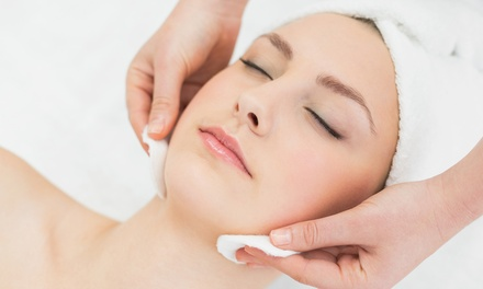 $104 for a Swedish Massage and Facial at Sanctuary Salon & Med Spa ($270 Value)