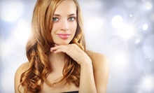 Haircut, Style, and Deep Conditioning with Single-Process Color or Highlights at Purelux Hair Salon (Up to 59% Off)