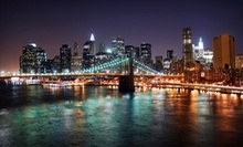 Saturday-Night Cruise on the East River for One or Two from AfterWorkCruises.com (Up to 58% Off)