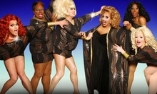 """Hot Mess"" Drag Show for Two or Four with Drinks and Small Plates at XL Cabaret (Up to 69% Off)"
