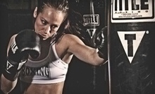 $19.99 for Two Weeks of Unlimited Boxing and Kickboxing Classes at TITLE Boxing Club ($139.49 Value)