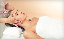 Facial, Body Wrap, and Body Scrub at Unique Day Spa (Up to 78% Off). Three Options Available.