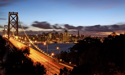 groupon daily deal - Stay at The Mosser in San Francisco, CA. Dates into June.