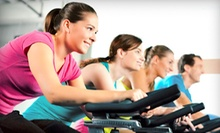 Five or Ten Spin Classes at Born To Ride Cycle and Fitness (Up to 57% Off)