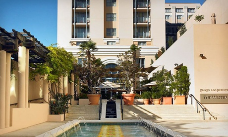 Stay for Two with Bottle of Wine, Appetizer, and WiFi at Westin Pasadena in Pasadena, CA