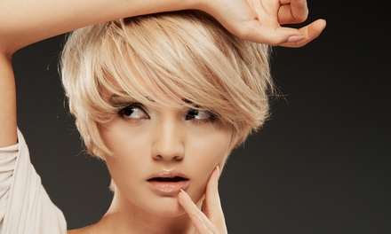 $25 for $50 Worth of Naturally Derived Salon and Spa Treatments at Douglas J Aveda Institute