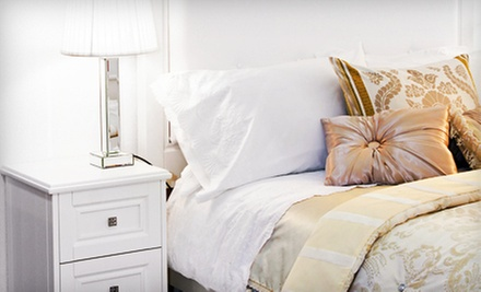 $50 for $250 Toward Any Mattress Set, or a Queen-Size Memory-Foam Mattress Set at Mattress Center