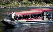 $85 for a Nine-Hour Jet-Boat Tour with Breakfast and Lunch from Snake River Adventures (Up to $175 Value)