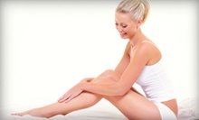 Six Laser Hair-Removal Treatments on a Small, Medium, or Large Area at Eastern Virginia Medical Spa (Up to 89% Off)