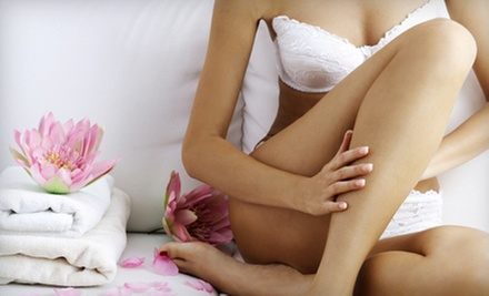 Six Laser Hair-Removal Treatments on a Small, Medium, or Large Area at Beauty Kingdom (Up to 71% Off)