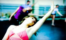6 or 10 Dance Classes at Visceral Dance Center (Up to 65% Off)