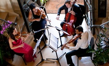 Mainly Mozart Chamber Players Concerts at Ruby G. Schulman Auditorium, June 2, 9, or 16 at 2 p.m. (Up to 56% Off)