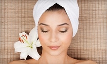 One or Four Facials at Aqua Salon and Spa (Up to 56% Off)