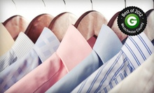 Dry Cleaning and Alterations at Cleaning at Fredericks (Up to 54% Off). Two Options Available.
