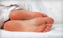 One or Two 60-Minute Reflexology Treatments at Alder Healing Center (Up to 56% Off)