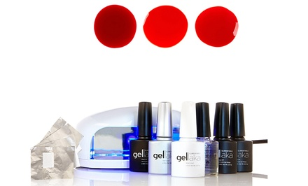 Gellaka Complete Gel Polish Kit