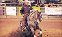Western States Horse Expo for Two or Four on June 7, 8, or 9 (Up to 56% Off). Four Options Available.