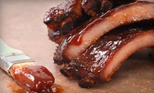 $12 for $25 Worth of Kansas City-Style Barbecue at Stan's Bar-B-Q
