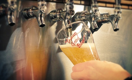 Minhas Craft Brewery Tour for Two or Four in Monroe (Half Off)