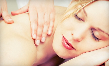 Facial, 60-Minute Massage, or Both at The Sanctuary Spa (Up to 56% Off)