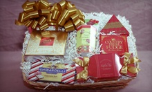 Fruit and Gourmet Gift Baskets at Fruit Basket King (Half Off). Two Options Available.