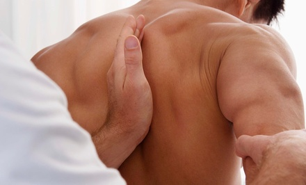 $39 for a New-Patient Exam and Adjustment at Johnson & Wiggins Chiropractic ($190 Value)
