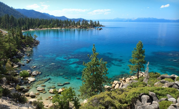 Set out for a scenic adventure along the shores of Lake Tahoe and rest easy at the BEST WESTERN Station House Inn. Modern and luxuriously furnished guest rooms, suites, and two sprawling cabins welcome you, along with a daily cooked-to-order American breakfast .