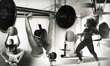 8 or 12 CrossFit Classes or One Month of Unlimited CrossFit Classes at CrossFit Graffiti (Up to 79% Off)