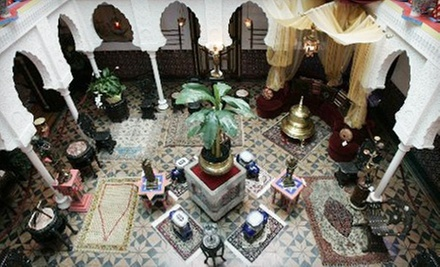 Self-Guided Museum Audio Tour for Two or Four at Villa Zorayda (Up to 55% Off)