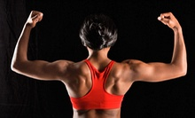 $49 for One Month of Fitness Training Classes at Max Fitness ($150 Value)