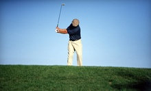 $179 for VIP Package Including Five 18-Hole Rounds and 10 One-Hour Group Lessons at Querbes Golf Course ($900 Value)