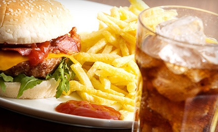 American Food for Two or Four at Hurricane Allies Bar and Grill (Half Off)