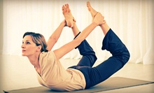 $29 for 10 Yoga, Tai Chi, Cardio, or Meditation Classes at Shift ($98 Value)