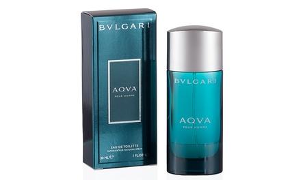 Bulgari Aqua Eau de Toilette for Men (1 Oz.)