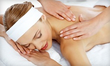 One or Three 60-Minute Swedish Massages from Ashley Creek at Serena Renae's Salon Spa and Fitness (Up to 59% Off)